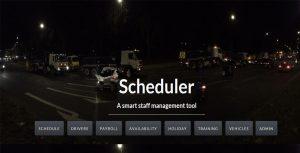 driver scheduler